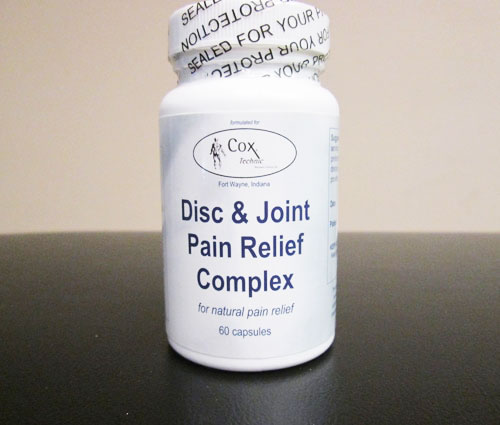 Disk Joint Pain supplement