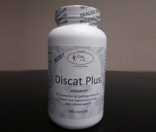 Discat Plus Supplement