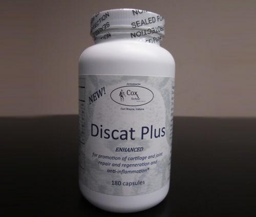 Discat Plus Supplement