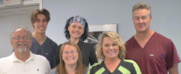 Chiropractic Beckley WV Team at Kominsky Chiropractic